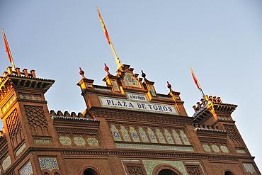 Plaza de Toros de las Ventas, Madrid, Spain, Europe