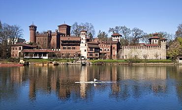 Brogo Medievale, Turin, Italy, Europe