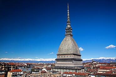 Mole Antonelliana, Turin, Italy, Europe