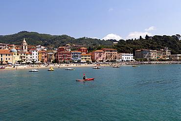 San Terenzo, Golfo dei Poeti, Ligury, Italy, Europe