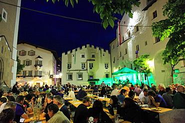 Castelrotto village,Trentino Allto Adige, Italy, Europe