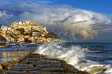 Porto Maurizio, Imperia, ligury, Europe - 746-87626