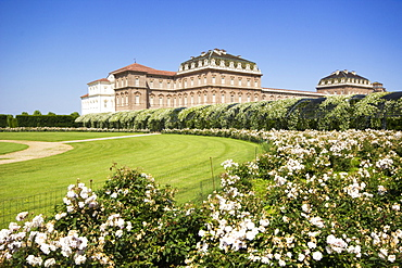 The Palace at Venaria Reale, Turin, Italy, Europe