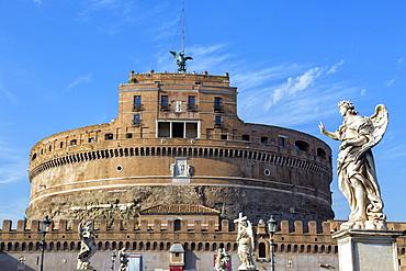 Castel Sant'Angelo castle,Rome, Lazio, Italy, Europe