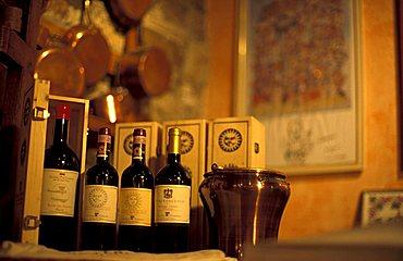 Podere Terreno, Radda in Chianti, Tuscany, Italy.