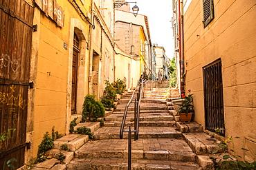 Le Panier quarter, Marseille, France, Europe, Bouches du Rhone, Provence-Alpes-Cote-d'Azur