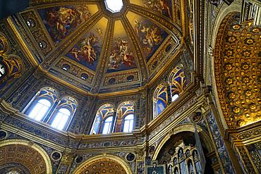 Tempio Civico della Beata Vergine Incoronata church, Historical center, Lodi, Lombardy, Italy, Europe