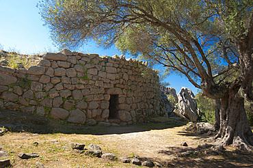 Nuraghe Albucciu, Arzachena, Sardinia, Italy, Europe