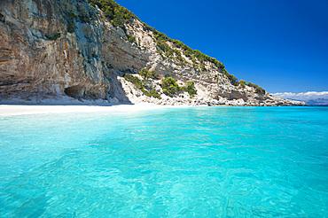 Spiaggia dei Gabbiani (Seagull's Cove), Baunei, Sardinia, Italy, Europe