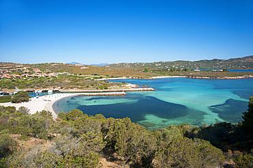 Baia Corallina, Loiri Porto San Paolo, Sardinia, Italy, Europe