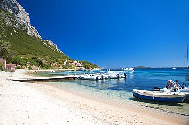 Isola di Tavolara, Loiri Porto San Paolo, Sardinia, Italy, Europe