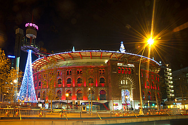 Arena de Toros, Plaça d'Espanya, Barcelona, Catalonia, Spain, Europe