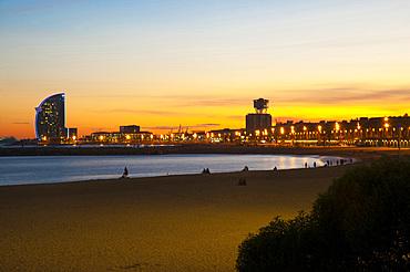 Barceloneta, Barcelona, Catalonia, Spain, Europe