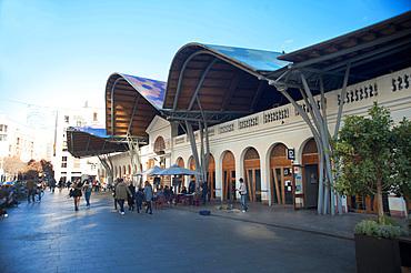 Mercat Santa Caterina, Barcelona, Catalonia, Spain, Europe