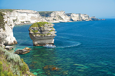 Bonifacio, South Corsica, France, Europe