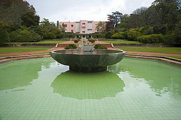 Contemporary Art Museum, Serralves Foundation, garden, Porto, Portugal, Europe