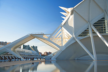 Museu de les Ciences Principe Felipe, Valencia, Spain, Europe