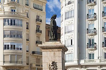Plaça de l'Ajuntament, Valencia, Spain, Europe