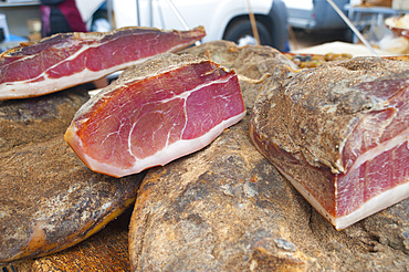 Typical Ham, Sardinia, Italy, Europe