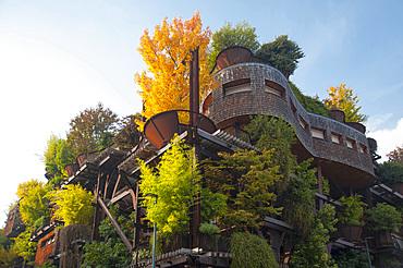 Civico 25 Green, Turin, Piedmont, Italy, Europe
