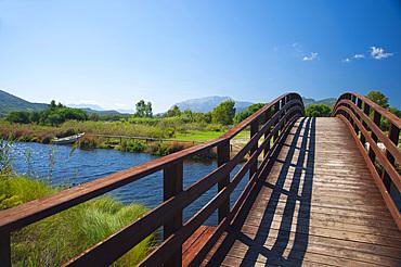 Triarzu, Posada, Sardinia, Italy, EuropePosada; Sardinia; Sardinian; Sea; Sand; Beach; Coast; East; Historical; View; Coast; River; Horizontal
