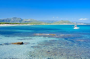 Santa Lucia, beach, Siniscola, Sardinia, Italy, Europe