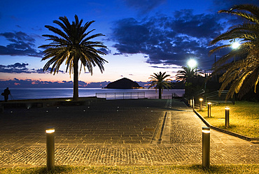 Maronti beach, Ischia island, Naples, Campania, Italy, Europe.