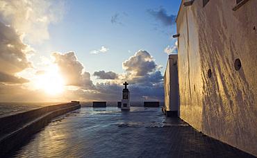 Soccorso church, Ischia, Ischia island, Campania, Italy, Europe