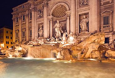 Fontana di Trevi, Rome, Latium, Italy, Europe