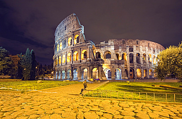 Colosseo, Rome, Latium, Italy, Europe