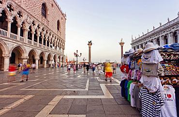 San Marco square, Venice, Veneto, Italy, Europe