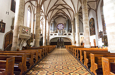 Merano church, Merano, Trentino Alto Adige, Italy, Europe