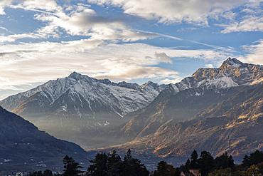 Natural Park Gruppo Tessa, Merano, Trentino Alto adige, Italy