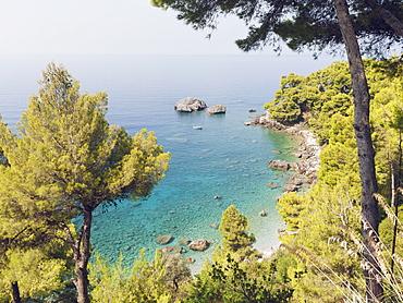 Seaside near Maratea, Basilicata, Italy, Europe