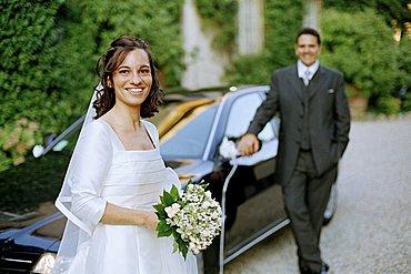 Bride, Italy