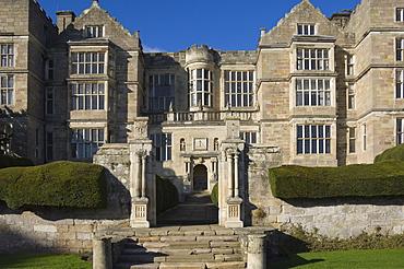 Fountains House, Fountains Abbey, near Ripon, North Yorkshire, England, United Kingdom, Europe