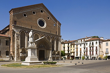 Vicenza, Veneto, Italy, Europe