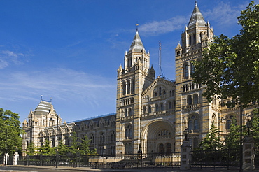 The Natural History Museum, London, England, United Kingdom, Europe