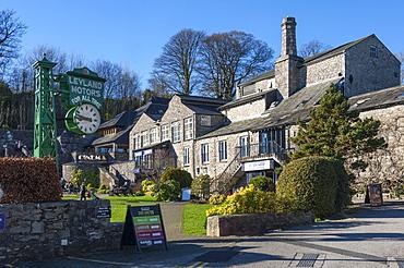 Brewery Arts Centre, Highgate, Kendal, South Lakes, Cumbria, England, United Kingdom, Europe