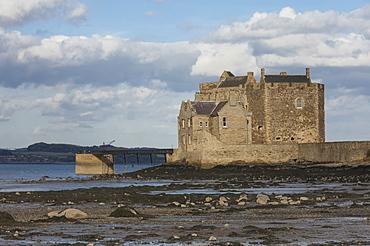 Blackness Castle, Blackness, Firth of Forth, Scotland, United Kingdom, Europe