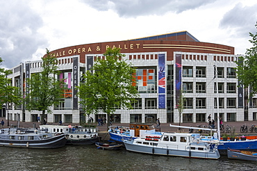 National Opera and Ballet Venue, Amsterdam, The Netherlands, Europe