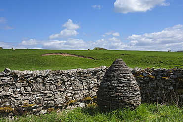 Raisbeck Pinfold Cone, Eden Valley, Cumbria, England, United Kingdom, Europe