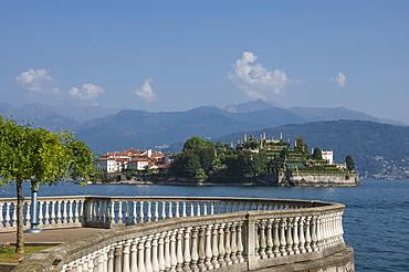 Isola Bella, Borromean Islands, Stresa, Lake Maggiore, Italian Lakes, Piedmont, Italy, Europe
