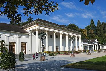 Kurhaus and Casino, Baden Baden, Black Forest, Baden-Wurttemberg, Germany, Europe