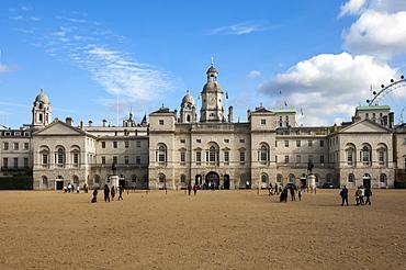 Horse Guards Parade Ground, London, England, United Kingdom, Europe
