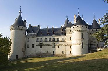 Chateau de Chaumont, Loir-et-Cher, Loire Valley, France, Europe
