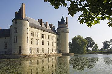 Chateau Plessey Bourre, Maine-et-Loire, Pays de la Loire, France, Europe