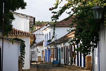 Paraty (Parati), Rio de Janeiro State, Brazil, South America
