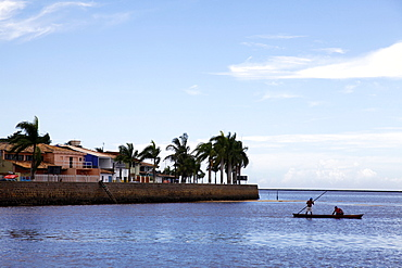 Fishermen, Porto Seguro, Bahia, Brazil, South America