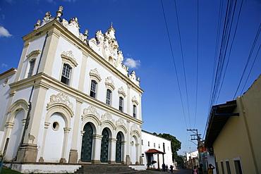 Igreja da Ordem Terceira do Carmo, Cachoeira, Bahia, Brazil, South America
